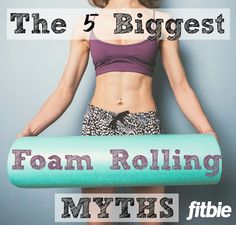 Catch Dr. Jordan Metzl on The Today Show this a.m.? Here, he helps us tackle five common misconceptions about the hurts-so-good foam rolling fad.