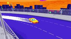 'Drift Stage' is an '80s-style game about drifting, and it looks incredible | The Verge