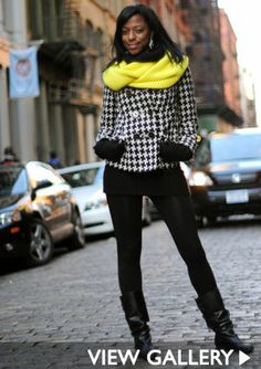 New York Street Fashion   Street Style: Forever Young in Living Color   Essence.com