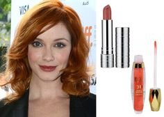 The best lip color for red heads