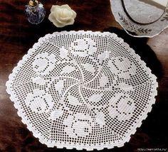 Filet crochet - see chart Crochet Angel Pattern, Crochet Flower Patterns, Crochet Designs, Crochet Flowers, Crochet Books, Thread Crochet, Crochet Gifts, Knit Crochet, Filet Crochet Charts
