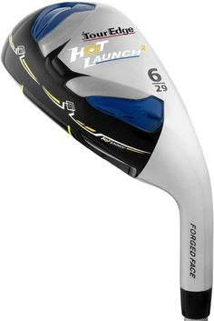 Shop for Tour Edge Hot Launch 2 Iron-Wood Get free delivery On EVERYTHING* Overstock - Your Online Golf Equipment Destination! Get in rewards with Club O! Golf Swing Speed, Ernie Els, Paintball Guns, Golf Accessories, Mens Golf, Golf Tips, Graphite, Golf Clubs, Hot Guys