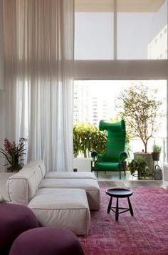 Apartamento Campo Belo, São Paulo, 2012 - Julliana Camargo