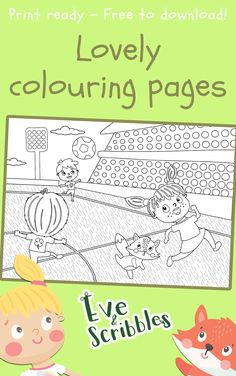 Download 25 beautiful colouring pages in ready to print format for free! Print Format, Colouring Pages, Scribble, Words, Free, Color, Beautiful, Quote Coloring Pages, Coloring Pages