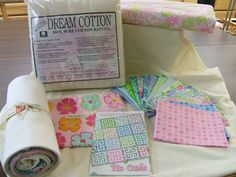 Complete Giggles Quilt Kit Me and My Sister by MikeandMollyscrafts