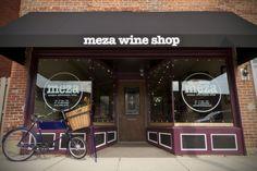 Meza Wine Shop in Westerville, Ohio