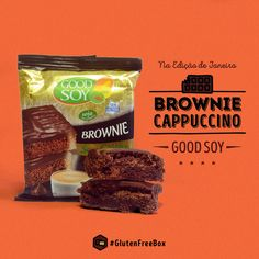 Brownie Cappuccino - Good Soy