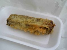 Deep Fried Mars Bar. | 21 Delicious Scottish Treats Everyone Should Try