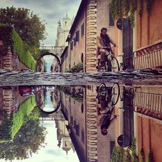Via Giulia - Rome, Italy