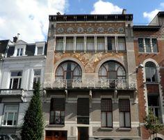 maison Ciamberlani bruselas