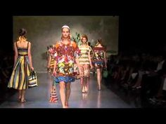 Dolce & Gabbana | Spring Summer 2013 Full Fashion Show | Exclusive
