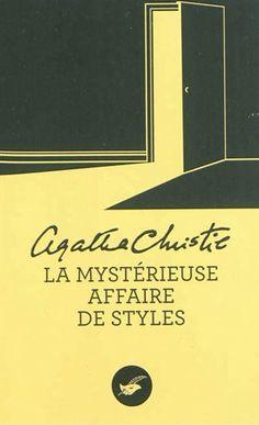 Mystérieuse affaire de Styles(La) par CHRISTIE, AGATHA