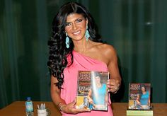 Teresa Giudice's Tell-All Prison Memoir 'Turning The Tables: From Housewife To Inmate And Back Again' Gets A Release Date!