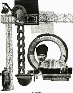 MIECZYSLAW SZCZUKA. Kemal Pasha: Rental's Constructive Program, c. 1928