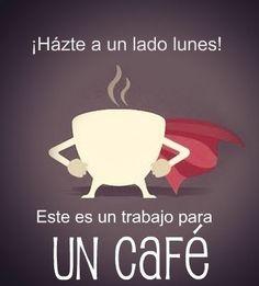 esto es un trabajo para CAFE