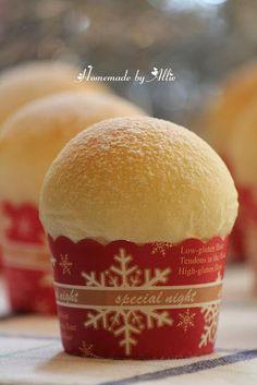 Allie's private paradise: 流心朱古力包 Braided Bread, Bread Bun, Bread Rolls, Pita Bread, Soft Bread Recipe, Roti Recipe, Dessert Dishes, Dessert Bread, Sponge Cake Recipes