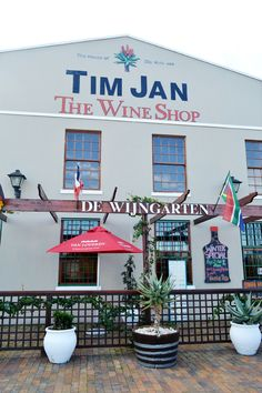 The home of Tim Jan