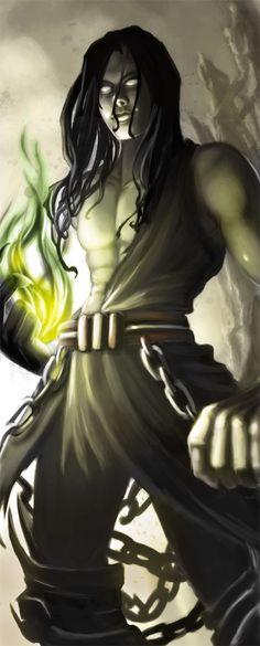Greek god- Hades
