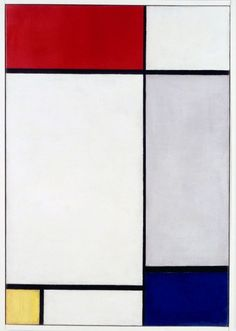 Piet Mondrian, article about abstraction