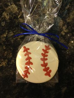 Baseball Cookie by Carmen