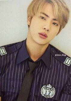 Jin bts @arillys