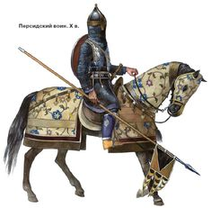 Persian Pictures of Steppe Warriors | Steppe History Forum