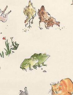 Zagazoo wallpaper from Osborne and Little