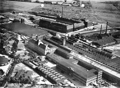 Werk Berlin-Marienfelde im Jahre 1933 (Mercedes)