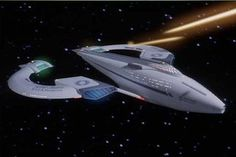 """galaxy quest ship - just offered as an example of a vivid """"shape"""" with which to identify a type of starship--neither Starfleet nor Klingon. Science Fiction, Sci Fi Spaceships, Heavy Cruiser, Sci Fi Ships, Star Wars, Cinema, Star Trek Ships, Sci Fi Movies, Sf Movies"""
