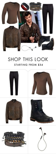 """""""Taylor Lautner"""" by nazabad ❤ liked on Polyvore featuring Marni, Dolce&Gabbana, Dr. Martens, B&O Play, men's fashion and menswear"""