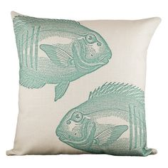 I pinned this Fish Pillow from the Zodiac: Pisces event at Joss and Main!