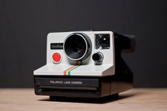 Vintage Polaroid Land Camera by TheLazyEye on Etsy, $45.00
