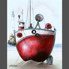 Gary Walton - The Red Tub