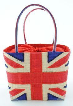 Original Red and Blue Union Jack B.