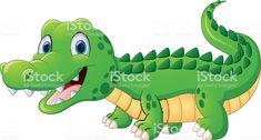 Green cartoon crocodile head for tattoo or mascot design. Funny Animal Videos, Funny Animals, Alligator Tattoo, Duck Wallpaper, 1970s Cartoons, Mascot Design, Bugs Bunny, Cricut Vinyl, Disney Magic