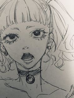 Drawing Anime Bodies, Art Drawings Sketches Simple, Cartoon Art Styles, Anime Sketch, Character Design References, Art Reference Poses, Anime Art Girl, Character Inspiration, Illustration Art