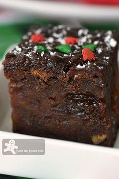 I have never baked a Christmas fruit cake or pudding before. , I have never baked a Christmas fruit cake or pudding before. When I saw this recipe, Moist and Boozy Fruitcake at Martha Stewart websit. Food Cakes, Cupcake Cakes, Fruit Cakes, Cupcakes, Best Fruitcake, Fruitcake Cookies, Just Desserts, Dessert Recipes, Cake Recipes