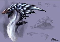 The lightning bird or impundulu is a mythological creature in the folklore of the tribes of South Africa including the Pondo, the Zulu and the Xhosa.The impundulu takes the form of a black and white bird, the size of a human, which is said to summon thunder and lightning with its wings and talons. It is a vampiric creature.