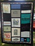 Yardage given for a throw size quilt – approx. 48 x 64