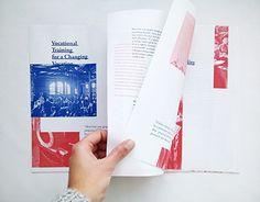 DESIGN AS LIBERAL EDUCATION | Editorial Design