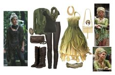 """Once Upon a Time: Tinkerbell"" by haley-williams ❤ liked on Polyvore featuring Firetrap, BKE, Wet Seal, Zadig & Voltaire, Golden Goose, Cole Haan, Yves Saint Laurent, Alexis Bittar and onceuponatime"