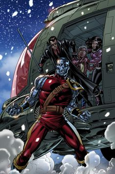 Colossus: X-Men: Forever #12