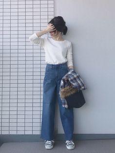 ♥hapiko♥|UNIQLOのTシャツ・カットソーを使ったコーディネート - WEAR