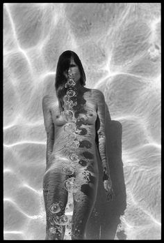 <p>The first solo exhibition by the California based photographer Deanna Templeton (US, 1969) just launched at Gallery Fifty One Too, called 'The Swimming Pool', a sun-lit series of color, black-and-white and Polaroid pictures showing different models photographed from above while swimming naked in Templeton's pool. Templeton was inspired for this project after she shot a…</p>