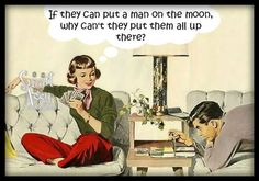 Man On The Moon Suggestion.