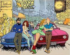 Tintin & Capt.Haddock