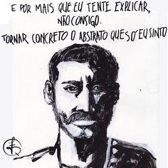 Criolo - rapper: tribute by Fabio Q.