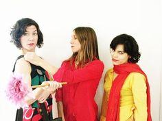 Piso 9 en Compañeras de Piso :: Compañia Independiente de Danza y Teatro de Buenos Aires Be Nice, Theater, Buenos Aires, Flats, Women