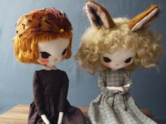""""""" Why are you always so grumpy, fox?"""" #craft #handmade #doll"""