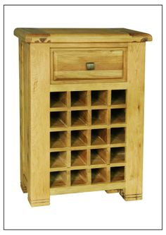 Weathered Distressed Oak Wine Cabinet with Drawer, Rustic Look for the contemporary or modern living space, available from Comfortzone home furnishings Oak, Wooden Wine Cabinet, Drawers, Cabinet, Oak Furniture, Dining Room Sideboard, Wine Rack, Cabinet Drawers, Wine Cabinets